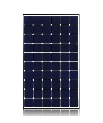 LG NeON 375W Mono 60 Cell Black Mono Solar Panel