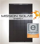 3 kW Solar Kit, Mission 300, Enphase IQ7+ Micro