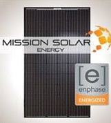 4.2 kW Solar Kit, Mission 300, Enphase IQ7+ Micro