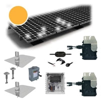 2.6 kW Solar Kit Panasonic 330, Enphase IQ7X-96 240V
