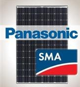 3.3kW Solar Kit Panasonic 330, SMA Inverter