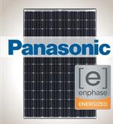 3.3 kW Solar Kit Panasonic 330, Enphase IQ7X-96 240V