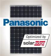 4.6kW Solar Kit Panasonic 330, SolarEdge Optimizer