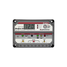 Morningstar Prostar 30A 12/24V Charge Controller (PS-30M)