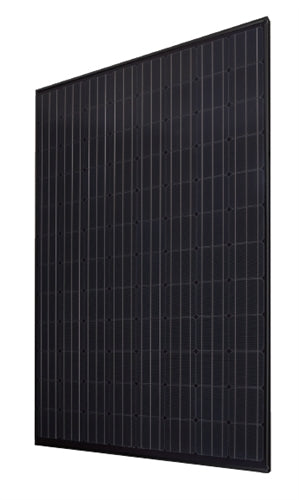 Panasonic 325W, 96 Mono Crystalline Cell Solar Panel , Black