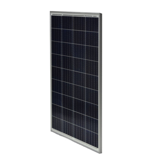 Solarever Usa 100W Poly Crystalline 36 Cell Solar Panel