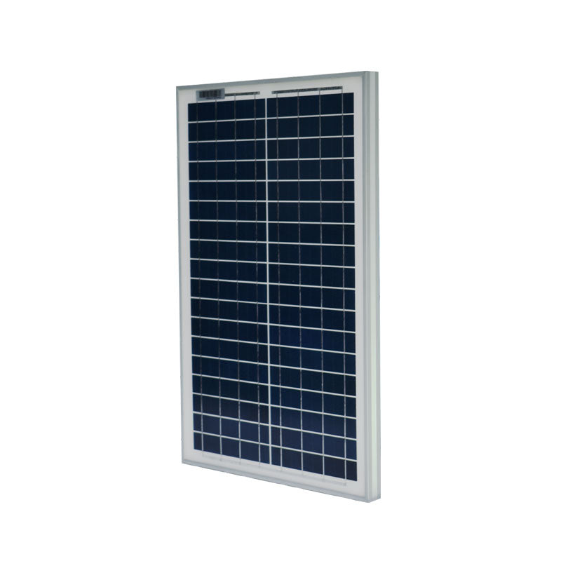 Solarever Usa 25W Poly Crystalline 36 Cell Solar Panel