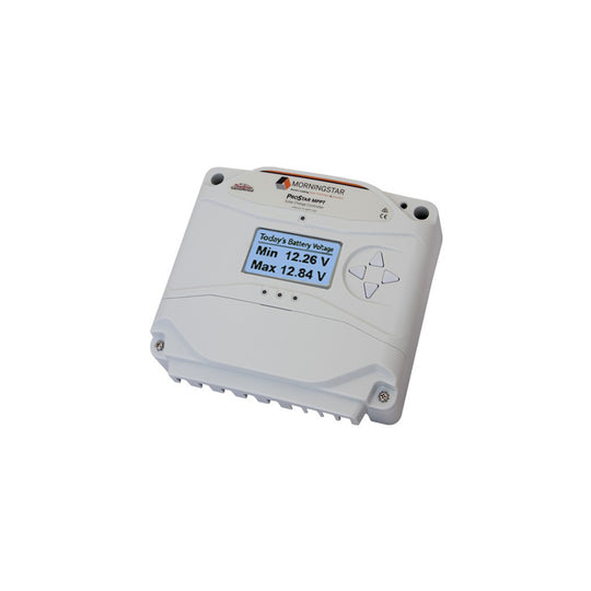 Morningstar Prostar 25Amp PS-MPPT-25M, Charge Controller 12/24 Volt (With Meter)