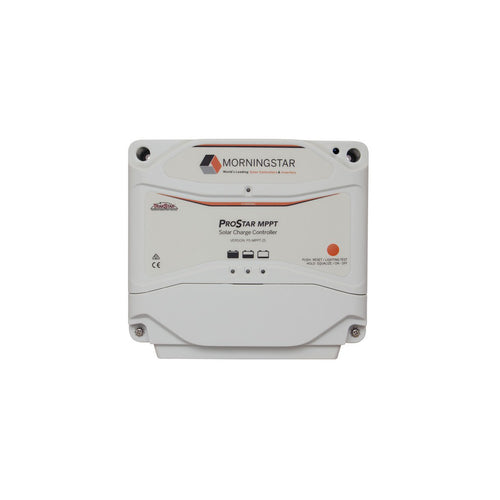Morningstar Prostar 40Amp PS-MPPT-40, Charge Controller 12/24 Volt (Without Meter)