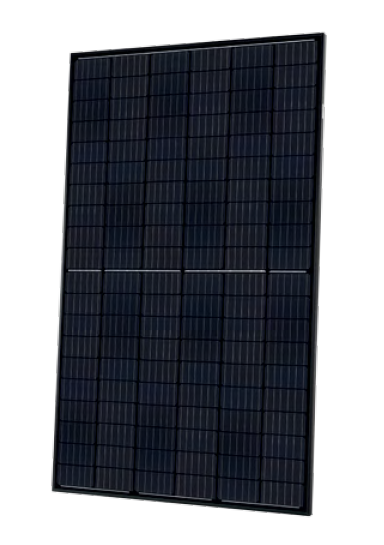 Quantum Cell 320W, 60 Mono Crystalline Cell Solar Panel , Black