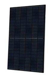 Quantum Cell 395W, 72 Mono Crystalline Cell Solar Panel , Black