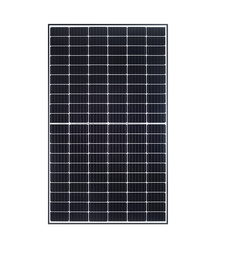 Hanwha Solar 310W Mono 120 Half Cell All Black Solar Panel (Q.PEAK DUO BLK-G5 310)