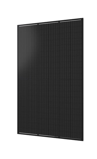 Quantum Cell 330W, 60 Mono Crystalline Cell Solar Panel , Black
