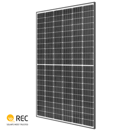REC TwinPeak 315W Mono 120 Half Cell Solar Panel (REC315TP2M)