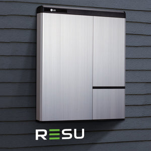 10kWh LG Chem RESU10H (C-Type) Mounted