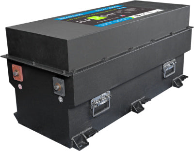 Relion RB48V200 Lithium Ion LiFePO4 Battery 48V 200Ah