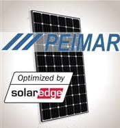 4.3 kW Solar Kit Peimar 310M, SolarEdge HD Optimizer