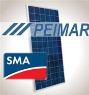 2.6 kW Solar Kit, Peimar 330P XL, SMA Inverter