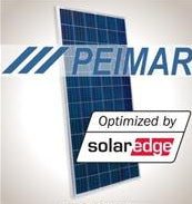 2.6 kW Solar Kit, Peimar 330P XL, SolarEdge Optimizer
