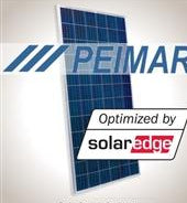 3.3 kW Solar Kit, Peimar 330P XL, SolarEdge Optimizer