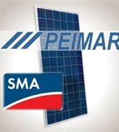 4.6 kW Solar Kit, Peimar 330P XL, SMA Inverter
