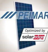 4.6 kW Solar Kit, Peimar 330P XL, SolarEdge Optimizer