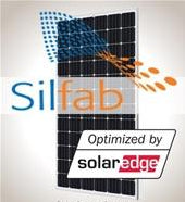 3.1 kW Solar Kit Silfab 350 XL, SolarEdge Optimizer