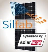 4.2 kW Solar Kit Silfab 350 XL, SolarEdge Optimizer