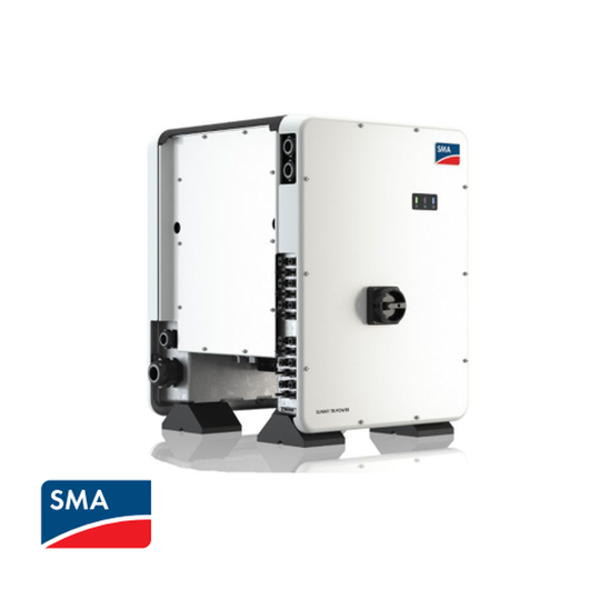 SMA Sunny Tripower CORE1 50.0 kW Three-Phase Solar Inverter, (STP 50-US-41)