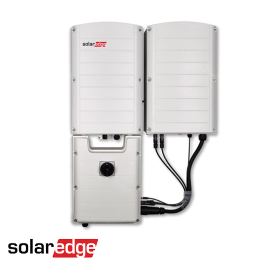 SolarEdge 66.6 kW Commercial Three-Phase Solar Inverter, (SE66.6KUS)