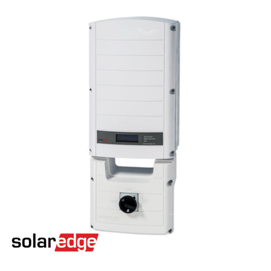 SolarEdge 9.0 kW, 208V Non-Isolated Grid Tied Solar Inverter 60HZ 500VDC, (SE9KUS-208)