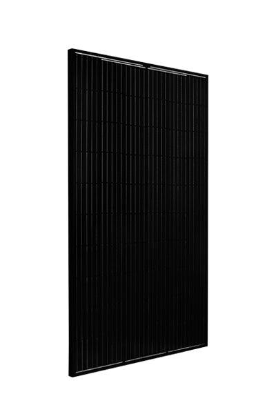 SilFab High-Efficiency, 320W, 60 Cell Mono Crystalline Cell, Black
