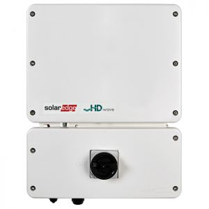 SolarEdge 5.0 kW Inverter (Screenless) Single-Phase Solar Inverter