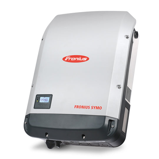 Fronius Symo 10.0 kW Three-Phase Solar Inverter, (10.0-3 208/240)
