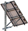"Load image into Gallery viewer, Tamarack Solar 70"" Side Of Pole Mount (UNI-SP/03)"