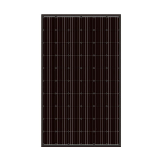V-Sun Solar 315W Mono 60 Cell Black Solar Panel  (VSUN315-60M-BB)
