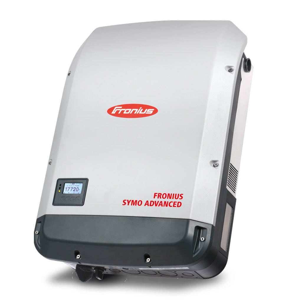Fronius Symo Advanced 15.0 kW Three-Phase Solar Inverter, (15.0-3 480)
