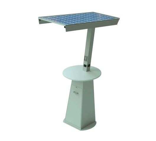 Sunbolt 150 Watt USB outlets Solar Workstation, (Dash)