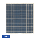 Load image into Gallery viewer, DASOL 60W Poly Solar Panel (DS-A18-60)