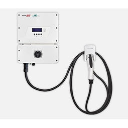 Solaredge EV Charging Single Phase Inverter, 3.8kW, Set App. No RGM, Cable & Holder Sold Separately