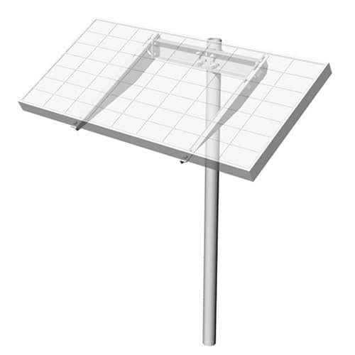 DPW Solar Preformed Line Products Side-Pole Mount SPM  (DP-SPM1-A)