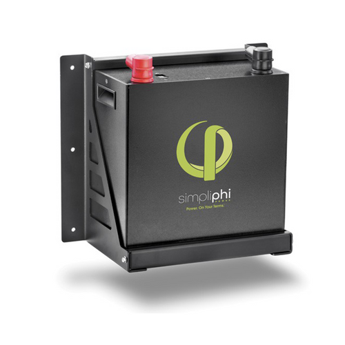 3.4 kWh SimpliPhi PHI3.4 Smart-Tech LFP Battery System