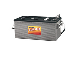 DEKA Solar AGM Deep Cycle Battery 12V 245Ah (8A4DLTP-DEKA)