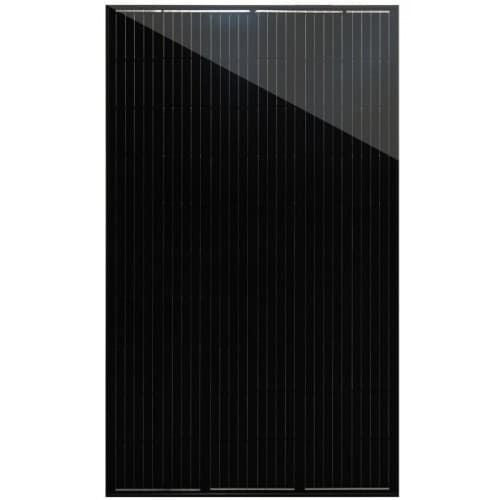 Mission Solar 310W, 60 Cell Black Mono Solar Panel