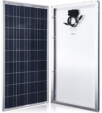 Load image into Gallery viewer, ACOPOWER 100W Polycrystalline Solar Panel (HY100-12P)