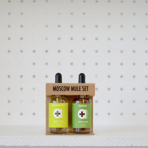 Addition Moscow Mule Cocktail Gift Set