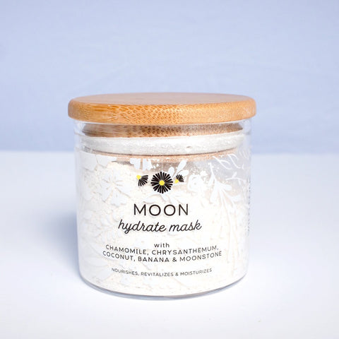 Wild Folk Flower Apothecary Moon Hydrate Mask