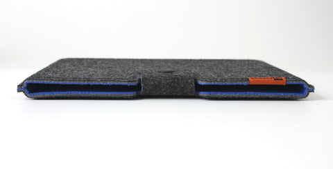 Classic IPad Sleeve - Deep Blue