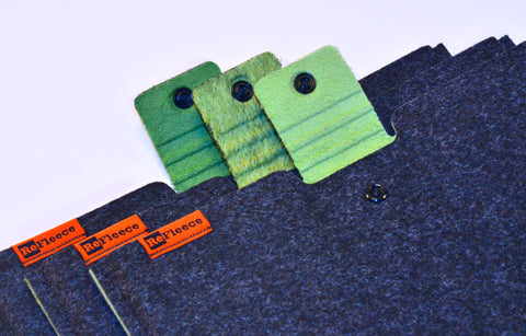 "Classic Mini Sleeve (for 7"" tablets) - Fresh Green"