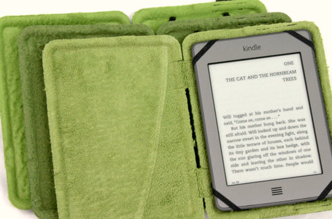 Small E-Reader Case for Kindle or Kobo - Fresh Green
